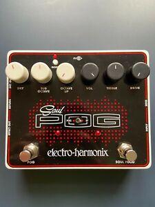 EHX Electro Harmonix Soul PogPolyphonic Octave Generator
