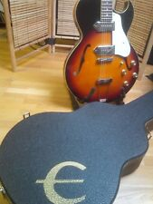 Epiphone (by Gibson) Sorrento (Peerless 1996) Archtop Thinline P90s with Case