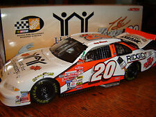 Tony Stewart #20 Habitat for Humanity ROOKIE 1999 NASCAR Action 1:24 Diecast NEW