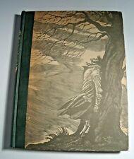 Wuthering Heights, Emily Bronte, Woodcuts by Fritz Eichenberg, 1943
