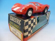 Scalextric C16 Ferrari P4 No7 En Caja