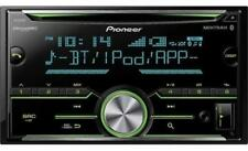 Pioneer 2-DIN CD RDS Receiver with Bluetooth (FH-S701BS)™