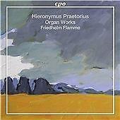 Hieronymus Praetorius: Organ Works SACD NEW