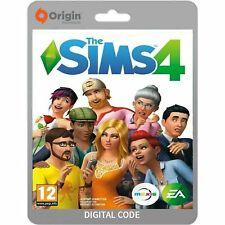 The Sims 4 Origin PC Global Digital Key