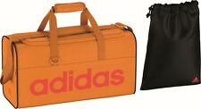 adidas Herren Sporttasche Linear Performance Teambag M orange schwarz