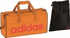 adidas Herren Sporttasche Linear Performance Teambag M orange schwarz