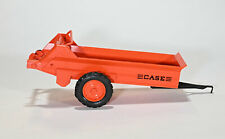 Case Toy Tractor Spreader - Vintage 1950s - Plastic - Monarch Plastic Products