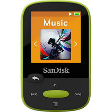 SanDisk Clip Sport Lime (8 GB) Media Player