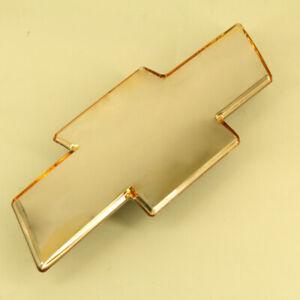 For Chevrolet Silverado 1500 2500 3500 Grille Emblem Bowtie Front Grill Badge
