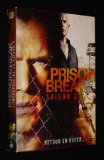 Prison Break - Intégrale saison 3 (Coffret 4 DVD)