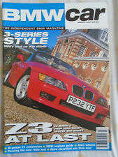 BMW Car Mar 1997 Z3, Kelleners Z1, M535i