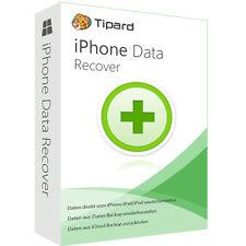 iPhone Data Recovery Tipard Windows dt.Vollversion 1 Jahr - Lizenz ESD Download