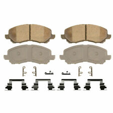 Disc Brake Pad Set-ThermoQuiet Disc Pad Front fits 04-08 Chrysler Pacifica QC997