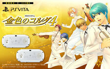 PlayStation Vita Kiniro no Corda 4 Limited Edition PCH-2000ZA22/KC 62S