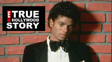 "MICHAEL JACKSON, Rare DVD, Biography Documentary - ""The Real Story"""