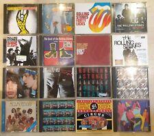 The Rolling Stones CD Sammlung - 16 Stück - Best of Greatest Hits