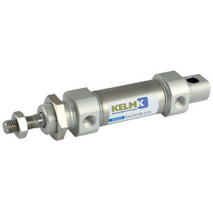 Air Pneumatic Cylinder Ram Double Acting 25mm Stroke 10mm Bore