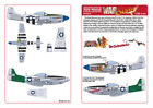 Kits-World Decals 1/48 P-51D Mustang - 'Diablo' - « l'enchanteresse » # 48174