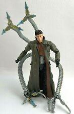 "2008 Marvel Legends Doc Ock Dr. Octopus Spider-Man 2 Tentacles 6"" Action Figure"
