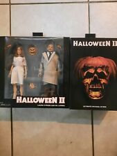 neca Holloween Dr Loomis Laurie Strode Michael Myers