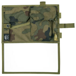 Helikon-Tex Map Case Roamer Cordura Cover Patrol Accessories PL Woodland Camo