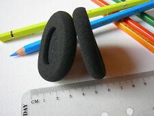 Coussinets recharge mousse oreillette p. casque p.e. Sennheiser PX 100 - II etc