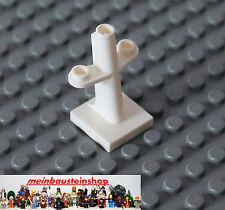 Lego® 4289 Boot- Schiffs Mast-Halterung Lantern Mast 2x2x3 Weiß White
