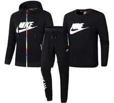 Mens Three Piece Sweat Suit Set