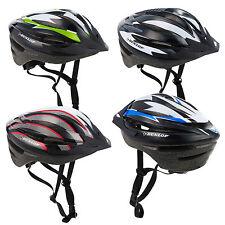 Dunlop Adult Bicycle Bike Safety Helmet Adjustable Protective Cycling Shockproof