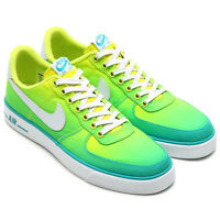 Nike Air Froce 1 AC BR QS Turbo Green White Gradient Casual Shoes 694861 300