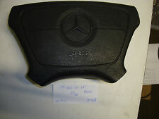 Mercedes-Benz W140 300SE 300SEL driver steering airbag black 140 460 00 68