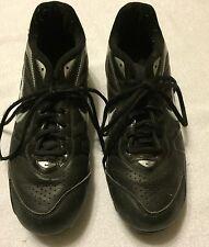 Nike Men's  Cleats Black White 375560-011 Size 9.5