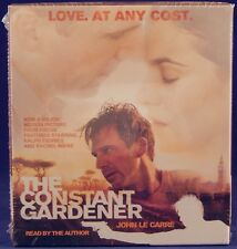 Brand New The Constant Gardener by John le Carré CD Audiobook Factory Sealed