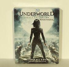 Underworld Legacy Collection (Blu-ray Disc, 2012, Canadian Bilingual) Region A