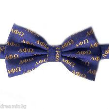 Alpha Phi Omega Letter Bow Tie (Pre-Tied) APO
