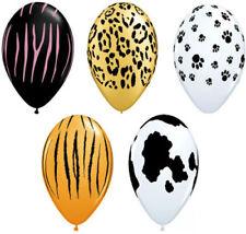 Ballons de fête multicolores animaux pour la maison