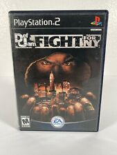 Def Jam: Fight for NY PlayStation 2, 2004 PS2 Excellent Complete OEM Memory Card