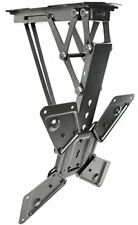 """VIVO Electric Motorized Flip Down Pitched Roof Ceiling TV Mount for 23"""" to 55..."""