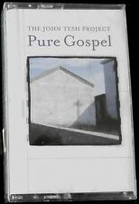John Tesh Project:  Pure Gospel (Cassette, 2000, Garden City Music)  NEW