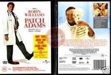 PATCH ADAMS * NEW DVD * Robin Williams Phillip Seymour Hoffman