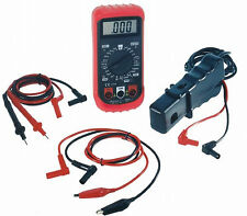 ESI 385A Automotive DMM w/ HOLSTER 25 TEST RANGES, INDUCTIVE RPM, FREQUENCY