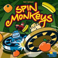 SPIN MONKEYS THE JUNGLE GRAB STRATEGY GAME BRAND NEW RIO GRANDE AGE 13+