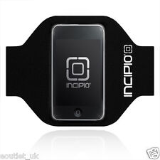 More details for incipio performance sport armband for ipod touch 2g - black