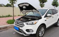 Schwarz Motorhauben Gasfeder 2 Stück für Ford Kuga 2013 - 2018