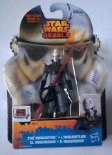 Star Wars Rebels Saga Legends The Inquisitor Figure by Hasbro New.