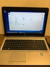 "HP Laptop ProBook 650 G2 15.6"" 2.40GHz i5-6300U 8GB 500GB Win 10 Pro"