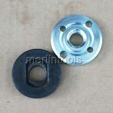 Lock Nut & Grinder Flange Nut Kit For Hitachi 150 G15SA2 Angle Grinder
