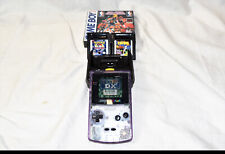 Gameboy Color Game tested 3 games and shock charger (1880)