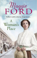 A Woman's Place, New, Ford, Maggie Book
