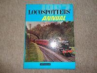 railway trains books Ian Allan Locospotters Annual 1967 GM Kichenside
